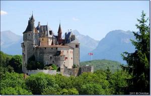 Château Menthon Saint Bernard